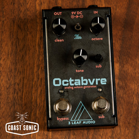 3Leaf Audio Octabvre MKIII