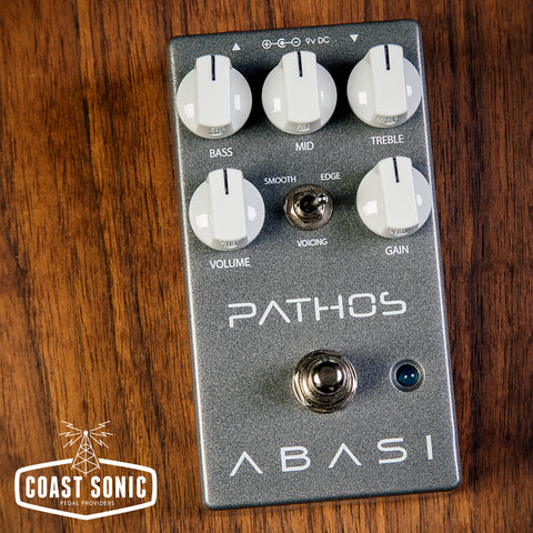 Abasi Pathos Distortion Tosin Abasi