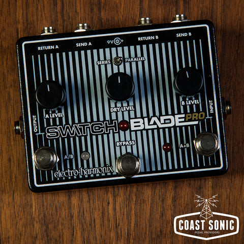 Electro-Harmonix Switchblade Pro Deluxe Switcher