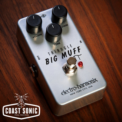 Electro-Harmonix Triangle Big Muff Reissue
