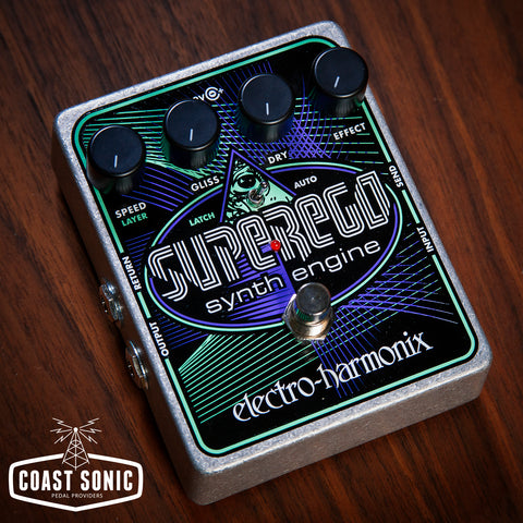 Electro-Harmonix Superego Polyphonic Synth Engine