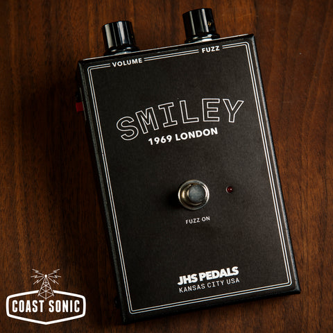 JHS Pedals Legends of Fuzz Smiley