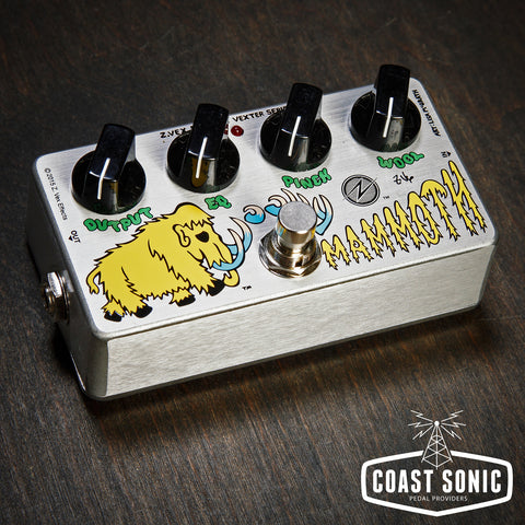 Zvex Effects Woolly Mammoth Vexter Series