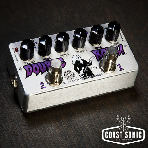 Zvex Effects Double Rock Vexter Series