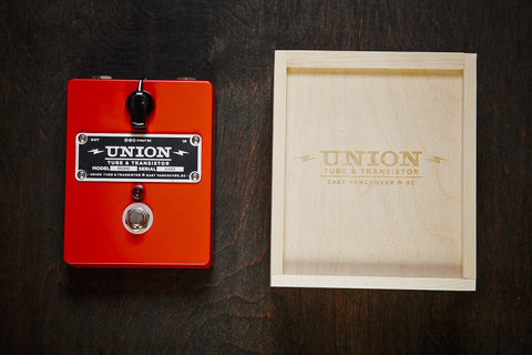 Union Tube & Transistor More Preamp