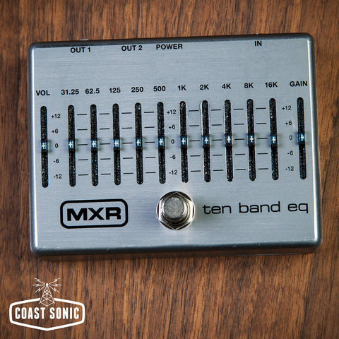 MXR Ten Band EQ M108S