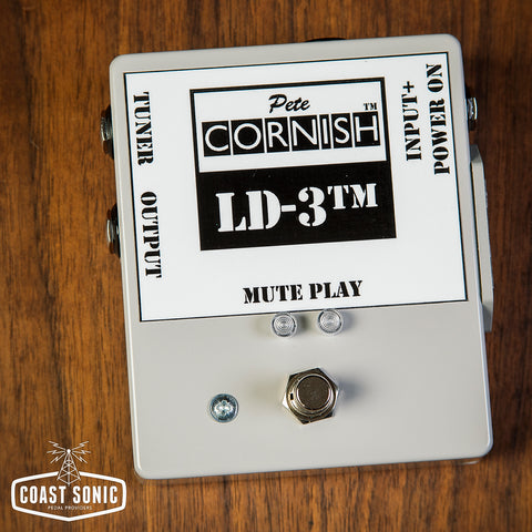 Pete Cornish LD-3 Line Driver, Tuner Feed, Mute