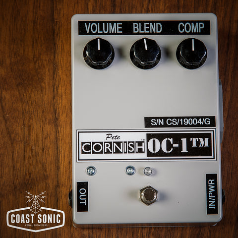 Pete Cornish OC-1 Optical Compressor