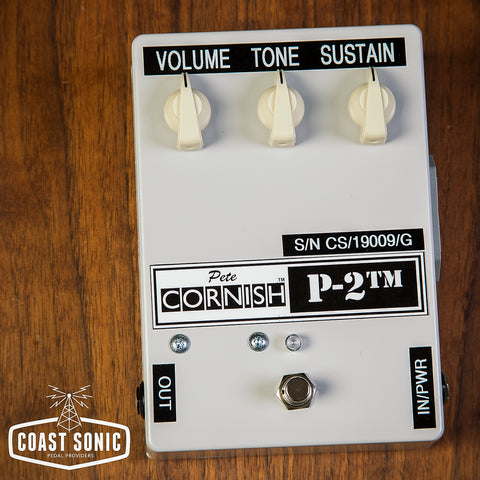 Pete Cornish P-2 Fuzz