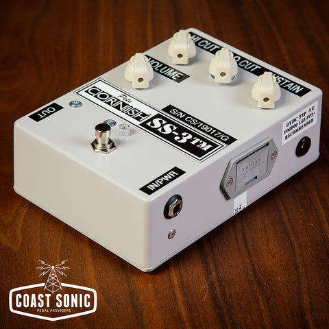 Pete Cornish SS-3 Overdrive