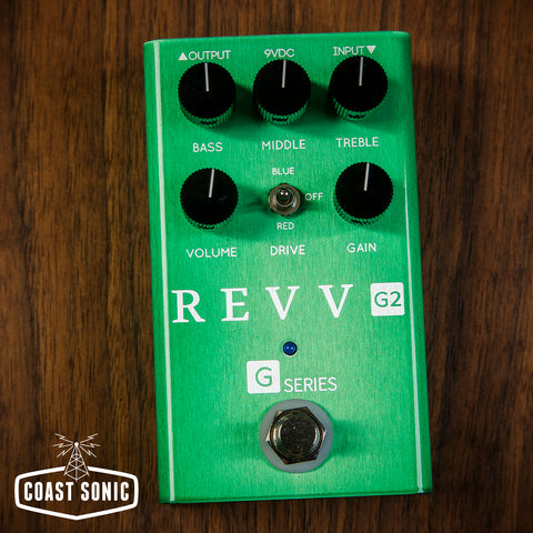 REVV Amplification G2