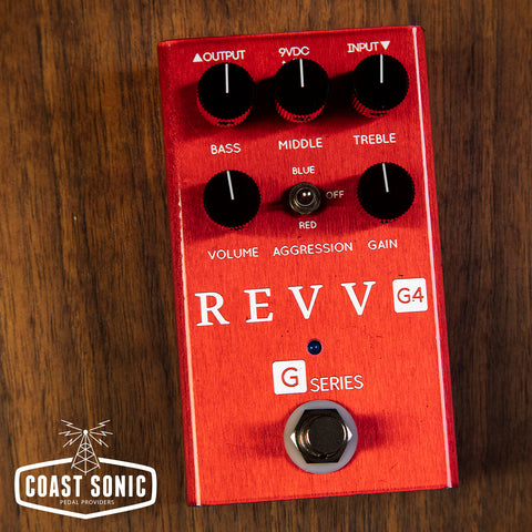 Revv Amplification G4 Distortion