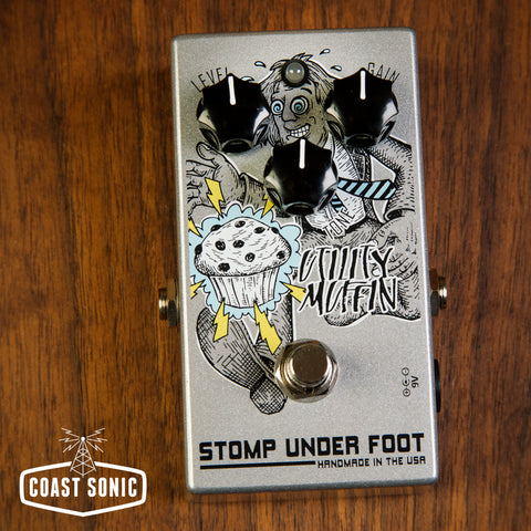 Stomp Under Foot X Coast Sonic - The Utility Muffin
