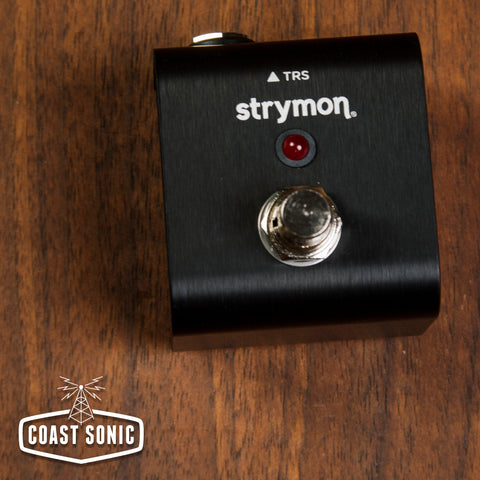 Strymon MiniSwitch External Tap Tempo/Favorite/Boost Switch