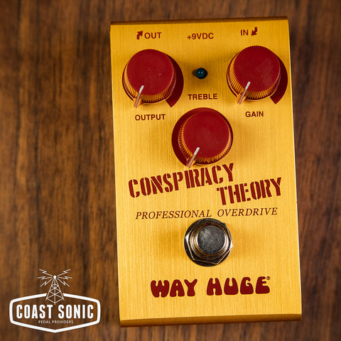 Way Huge Smalls Conspiracy Theory Professional Overdrive