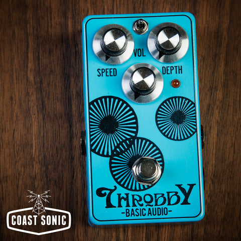 Basic Audio Throbby Tremolo