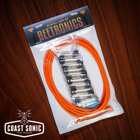 Beetronics Solderless Cable Kit - Orange