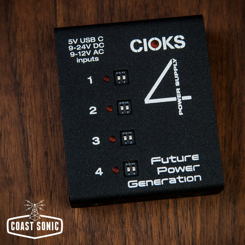 CIOKS DC4 Power Supply