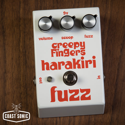 Creepy Fingers Harakari Fuzz