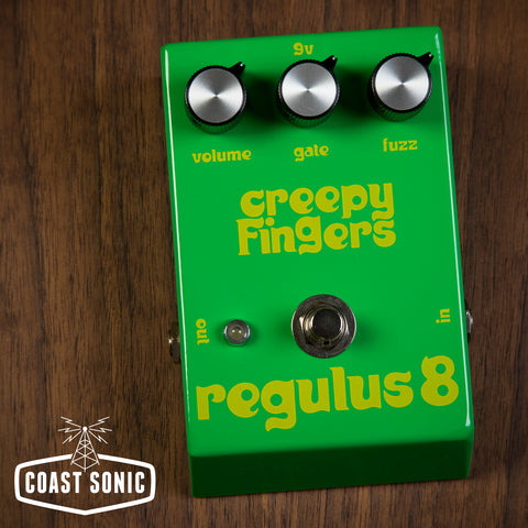 Creepy Fingers Regulus 8 Fuzz