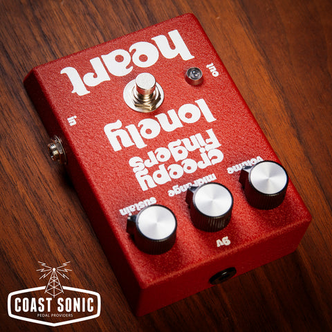 Creepy Fingers Lonely Heart Fuzz