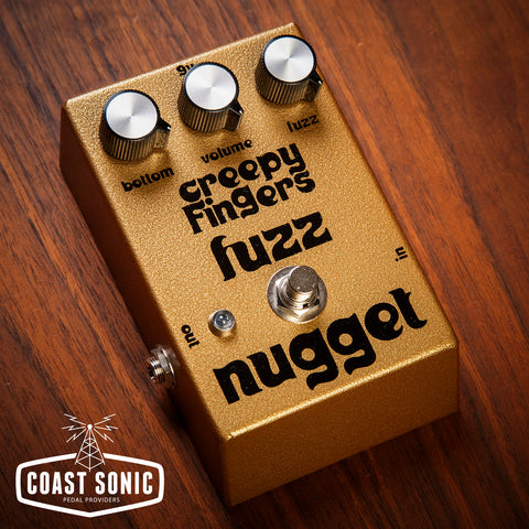Creepy Fingers Fuzz Nugget