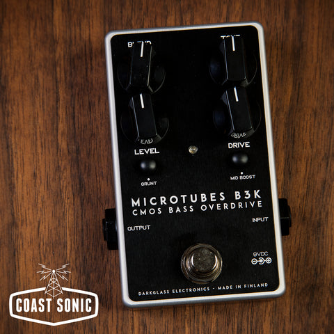 Darkglass Electronics Microtubes B3K Bass Overdrive