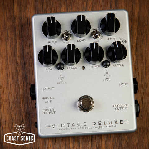 Darkglass Electronics Vintage Deluxe V3 Preamp