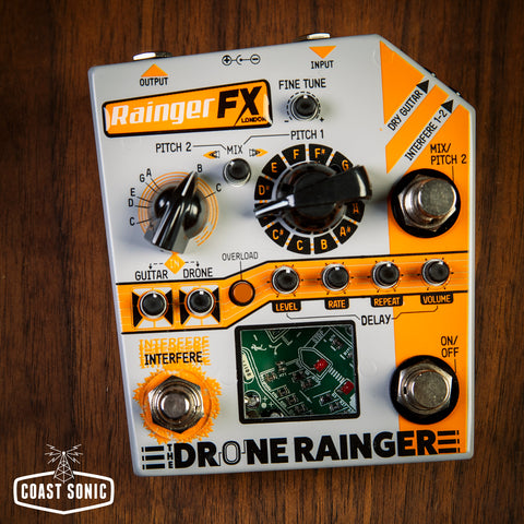 Rainger FX Drone Rainger Digital Delay