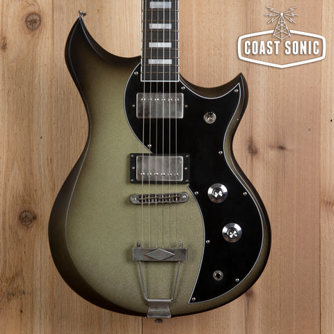 Dunable Guitars Cyclops - Aged 70's Silver Burst