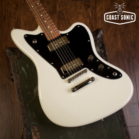 "Fano Guitars Omnis JM6 ""Olympic White"""
