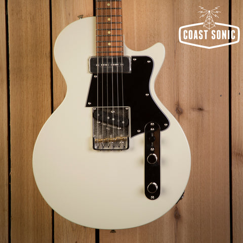 "Fano Guitars Omnis SP6 ""Olympic White"""