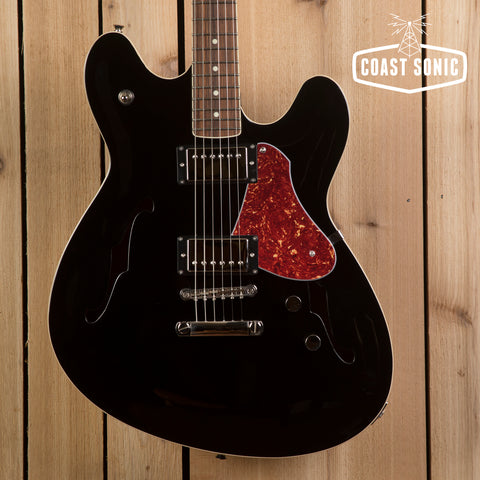 "Fano Guitars Omnis GF6 ""Bull Black"""