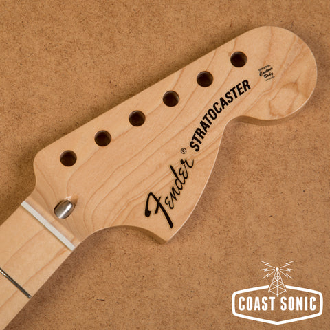 Fender Classic Series '70s Stratocaster Neck Maple