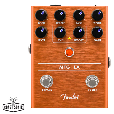 Fender MTG LA Tube Distortion