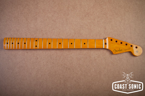 Fender Classic Series '50s Stratocaster Neck Lacquer Finish