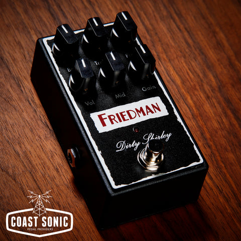 Friedman Dirty Shirley Overdrive