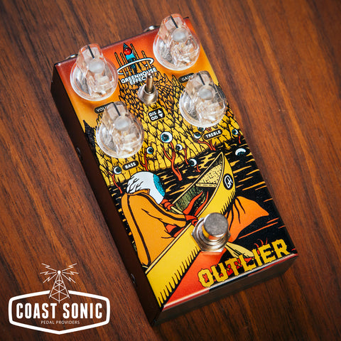 Greenhouse Effects Outlier Distortion / Overdrive