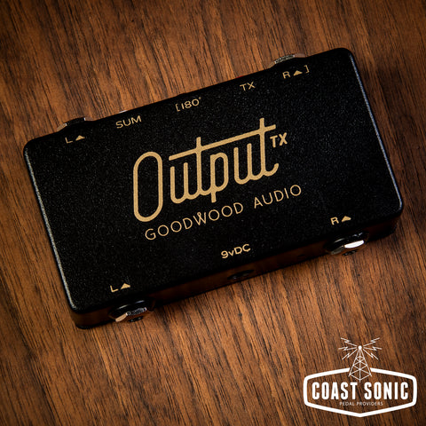 Goodwood Audio Output TX