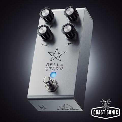 Jackson Audio Belle Starr Professional Overdrive Drew Shirley