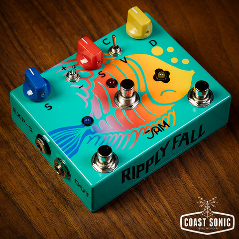 JAM Pedals Ripply Fall Chorus/Vibe/Phaser