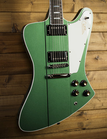 Kauer Guitars Banshee #356 Rally Green