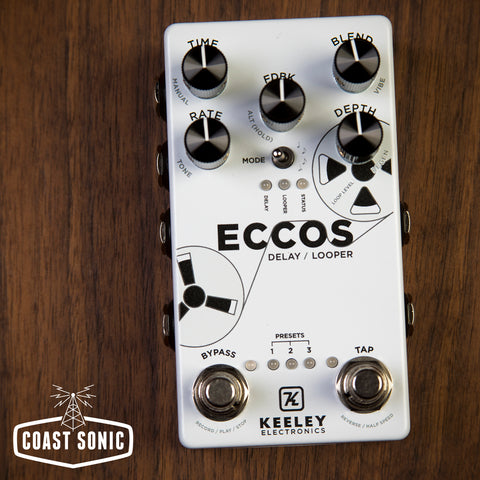 Keeley Electronics ECCOS Delay Looper