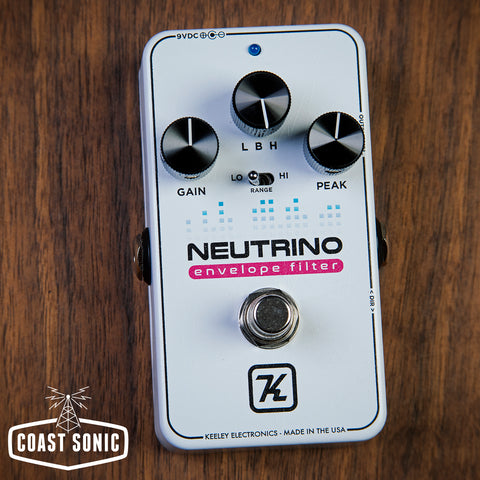 Keeley Electronics Neutrino V2 Envelope Filter
