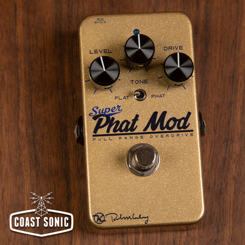 Keeley Electronics Super Phat Mod Overdrive