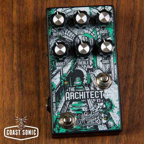 Matthews Effects Architect v3 Overdrive/Boost