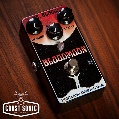 Mr. Black Bloodmoon Reverb