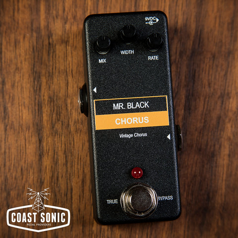 Mr. Black Mini Vintage Chorus