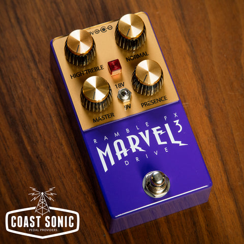Ramble FX Marvel Drive V3