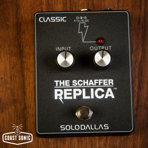 SoloDallas The Schaffer Replica Classic